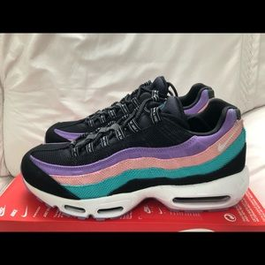 Nike Air Max 95 ND Have A Nike Day Black Jade New